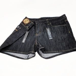 Buffalo David Bitton Low-Rise JOCELYNE Jean Shorts